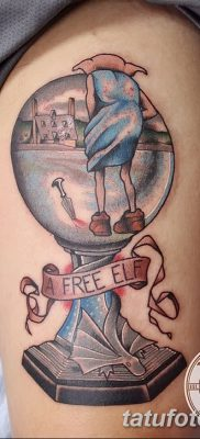 фото тату эльф от 28.08.2017 №050 – tattoo elf – tatufoto.com