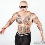 фото Джигана от 04.09.2017 №006 - Джиган и его татуировки - tatufoto.com