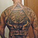 фото Джигана от 04.09.2017 №009 - Джиган и его татуировки - tatufoto.com