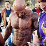 фото Джигана от 04.09.2017 №025 - Джиган и его татуировки - tatufoto.com