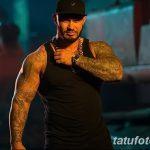 фото Джигана от 04.09.2017 №043 - Джиган и его татуировки - tatufoto.com
