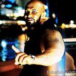 фото Джигана от 04.09.2017 №044 - Джиган и его татуировки - tatufoto.com