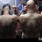 фото Джигана от 04.09.2017 №052 - Джиган и его татуировки - tatufoto.com