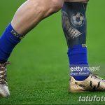фото Тату Лионеля Месси от 25.09.2017 №009 - Tattoo of Lionel Messi - tatufoto.com