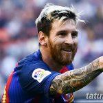 фото Тату Лионеля Месси от 25.09.2017 №020 - Tattoo of Lionel Messi - tatufoto.com