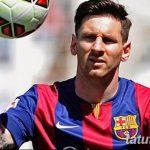 фото Тату Лионеля Месси от 25.09.2017 №023 - Tattoo of Lionel Messi - tatufoto.com