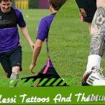 фото Тату Лионеля Месси от 25.09.2017 №031 - Tattoo of Lionel Messi - tatufoto.com
