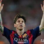 фото Тату Лионеля Месси от 25.09.2017 №034 - Tattoo of Lionel Messi - tatufoto.com