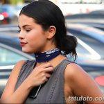 фото Тату Селены Гомес от 25.09.2017 №018 - Tattoo of Selena Gomez - tatufoto.com