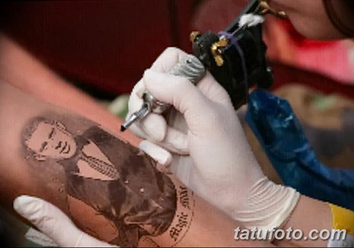 фото Тату Ченинга Татума от 25.09.2017 №016 - Chathning Tatuma Tattoo - tatufoto.com