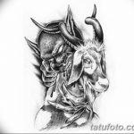 фото Эскизы тату козерог от 29.09.2017 №086 - Sketchesf a capricorn tattoo - tatufoto.com