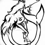 фото Эскизы тату козерог от 29.09.2017 №087 - Sketchesf a capricorn tattoo - tatufoto.com