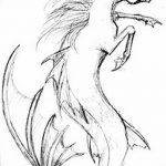 фото Эскизы тату конь от 29.09.2017 №023 - Sketches of a horse tattoo - tatufoto.com