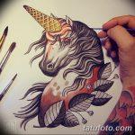 фото Эскизы тату конь от 29.09.2017 №134 - Sketches of a horse tattoo - tatufoto.com