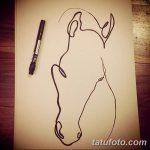 фото Эскизы тату конь от 29.09.2017 №149 - Sketches of a horse tattoo - tatufoto.com