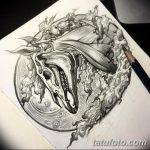 фото Эскизы тату конь от 29.09.2017 №180 - Sketches of a horse tattoo - tatufoto.com