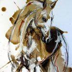 фото Эскизы тату конь от 29.09.2017 №202 - Sketches of a horse tattoo - tatufoto.com