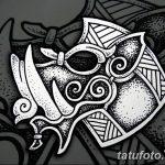 фото Эскизы тату свинья (кабан) от 26.09.2017 №008 - Sketches of a pig - tatufoto.com