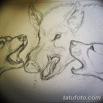 фото Эскизы тату свинья (кабан) от 26.09.2017 №054 - Sketches of a pig - tatufoto.com