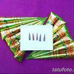 фото набор для рисунков хной от 25.09.2017 №001 - a set for henna drawings - tatufoto.com