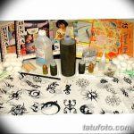 фото набор для рисунков хной от 25.09.2017 №022 - a set for henna drawings - tatufoto.com