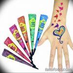 фото набор для рисунков хной от 25.09.2017 №026 - a set for henna drawings - tatufoto.com