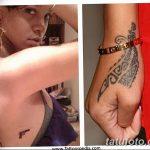 фото татуировки рианны от 23.09.2017 №020 - rianna tattoos - tatufoto.com