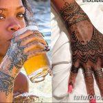 фото татуировки рианны от 23.09.2017 №028 - rianna tattoos - tatufoto.com