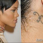 фото татуировки рианны от 23.09.2017 №055 - rianna tattoos - tatufoto.com