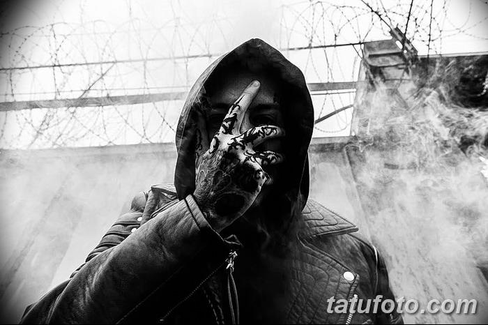 фото тату Скруджи от 22.09.2017 №011 - Эдуард Выграновский - tatufoto.com