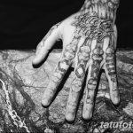 фото тату Скруджи от 22.09.2017 №024 - Эдуард Выграновский - tatufoto.com