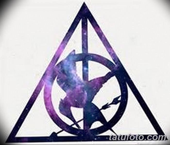 фото тату Сойка пересмешница от 25.09.2017 №010 - Tattoo Hunger Games - tatufoto.com
