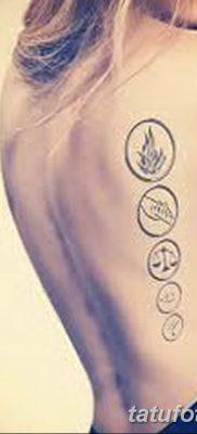 фото тату Сойка пересмешница от 25.09.2017 №078 – Tattoo Hunger Games – tatufoto.com