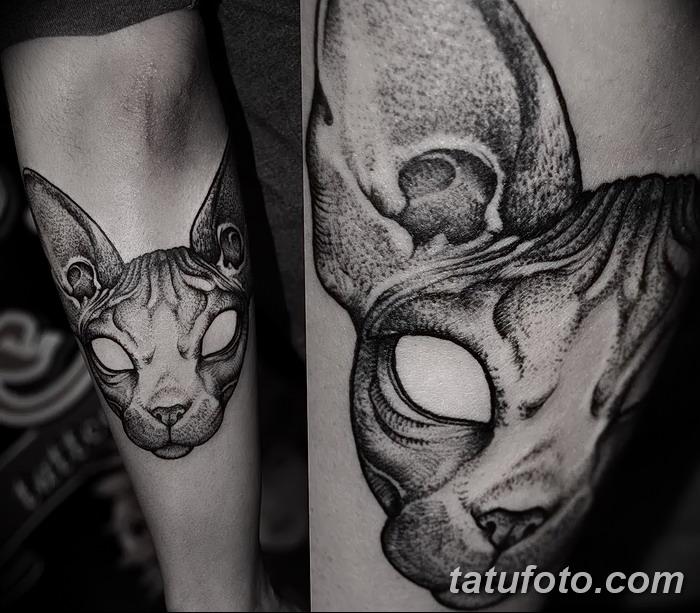 фото тату Сфинкс египет от 29.09.2017 №002 - tattoo sphinx egypt - tatufoto.com