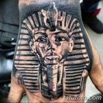 фото тату Сфинкс египет от 29.09.2017 №003 - tattoo sphinx egypt - tatufoto.com