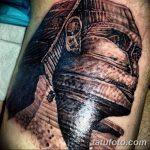 фото тату Сфинкс египет от 29.09.2017 №008 - tattoo sphinx egypt - tatufoto.com