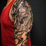 фото тату Сфинкс египет от 29.09.2017 №020 - tattoo sphinx egypt - tatufoto.com