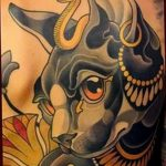 фото тату Сфинкс египет от 29.09.2017 №024 - tattoo sphinx egypt - tatufoto.com