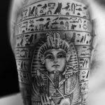 фото тату Сфинкс египет от 29.09.2017 №031 - tattoo sphinx egypt - tatufoto.com