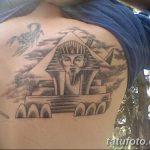 фото тату Сфинкс египет от 29.09.2017 №036 - tattoo sphinx egypt - tatufoto.com