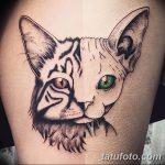 фото тату Сфинкс египет от 29.09.2017 №050 - tattoo sphinx egypt - tatufoto.com