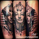 фото тату Сфинкс египет от 29.09.2017 №065 - tattoo sphinx egypt - tatufoto.com