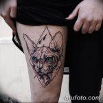 фото тату Сфинкс египет от 29.09.2017 №066 - tattoo sphinx egypt - tatufoto.com