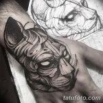 фото тату Сфинкс египет от 29.09.2017 №067 - tattoo sphinx egypt - tatufoto.com