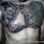фото тату Сфинкс египет от 29.09.2017 №074 - tattoo sphinx egypt - tatufoto.com