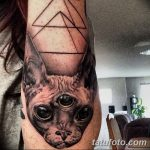 фото тату Сфинкс египет от 29.09.2017 №077 - tattoo sphinx egypt - tatufoto.com