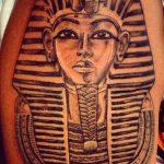 фото тату Сфинкс египет от 29.09.2017 №091 - tattoo sphinx egypt - tatufoto.com