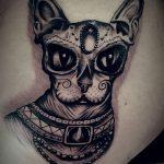 фото тату Сфинкс египет от 29.09.2017 №096 - tattoo sphinx egypt - tatufoto.com