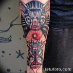 фото тату Сфинкс египет от 29.09.2017 №106 - tattoo sphinx egypt - tatufoto.com