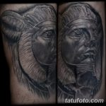 фото тату Сфинкс египет от 29.09.2017 №109 - tattoo sphinx egypt - tatufoto.com